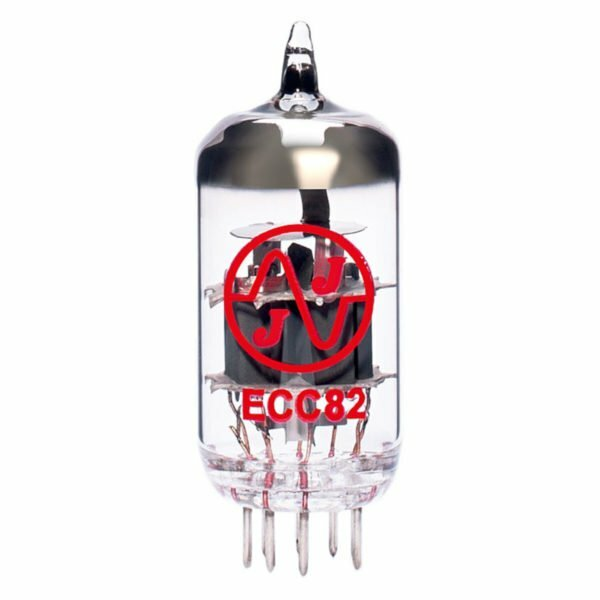 1 x ECC82 (12AU7) Lampe / Tube