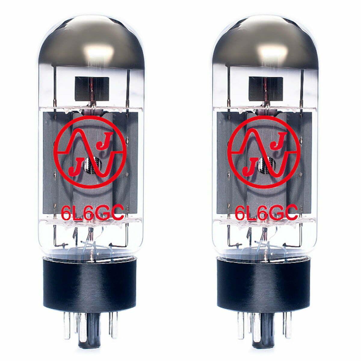 2 X 6l6gc Appairée Lampe De Puissance (tubes)