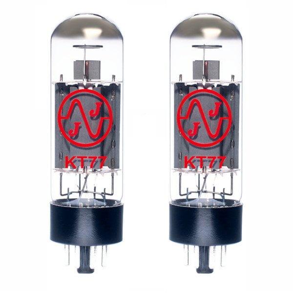 2 X Kt77 Appairée Lampe De Puissance (tubes)