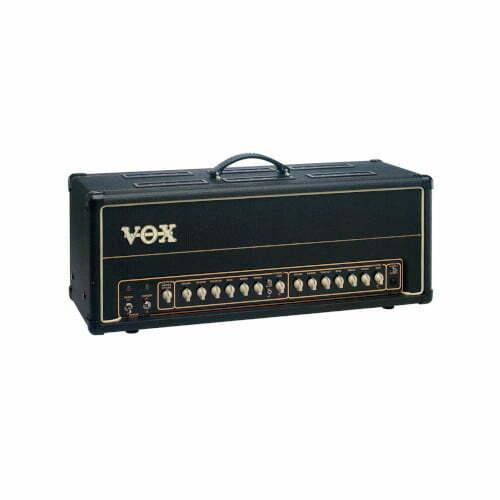 Jeu de lampes de rechange pour Vox AC50CPH