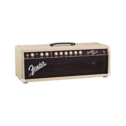 Jeu de lampes de rechange pour Fender Super-Sonic 60 Head