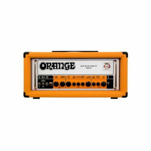 Jeu de lampes de rechange pour Orange Rockerverb 50 MKIII