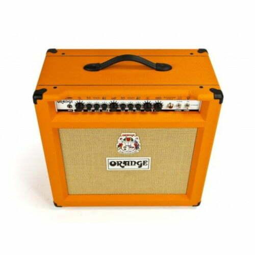 Jeu de lampes de rechange pour Orange Rockverb 50