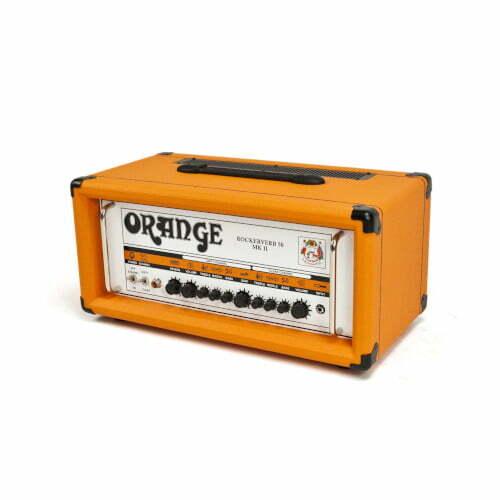 Jeu de lampes de rechange pour Orange Rockerverb 50 MKII