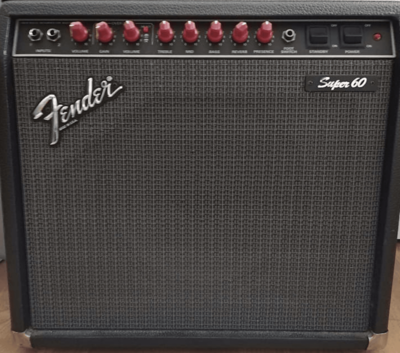 Fender Super 60 Amplifier