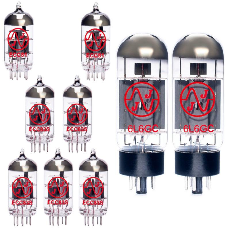 Jeu de lampes de rechange pour Fender Concert Reverb