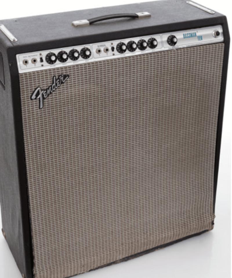 Valves For Fender Bassman Ten