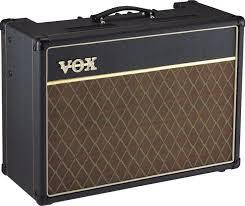 Jeu de lampes de rechange pour Vox AC15 CC1