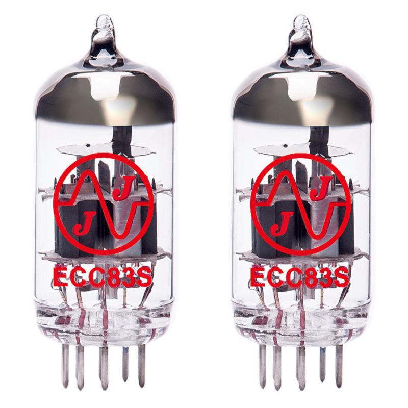 Jeu de lampes de rechange pour Vox AV30 (2 x ECC83)