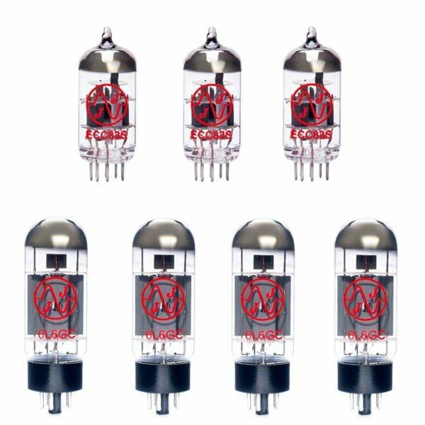 JJ kit lampes de retubage pour Mesa Boogie Simul Class 2:50