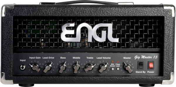 Kit lampes de retubage pour ENGL Gigmaster 15 E315 Head