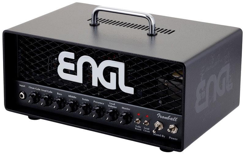 Jeu de JJ lampes de rechange pour ENGL Ironball E606 Head
