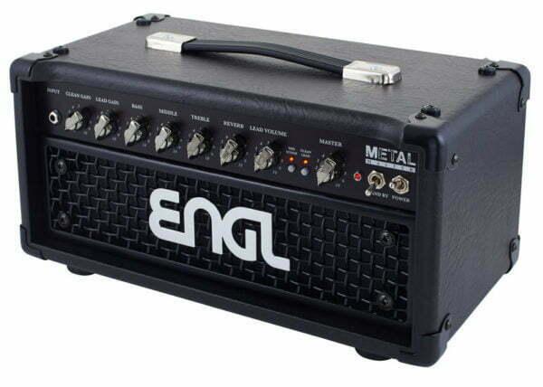 Kit lampes de retubage pour ENGL Metalmaster 20