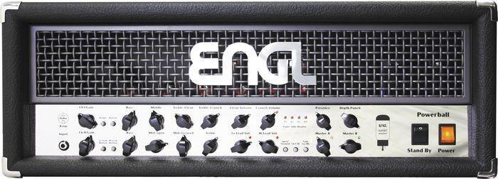 Jeu de JJ lampes de rechange pour ENGL Powerball E645
