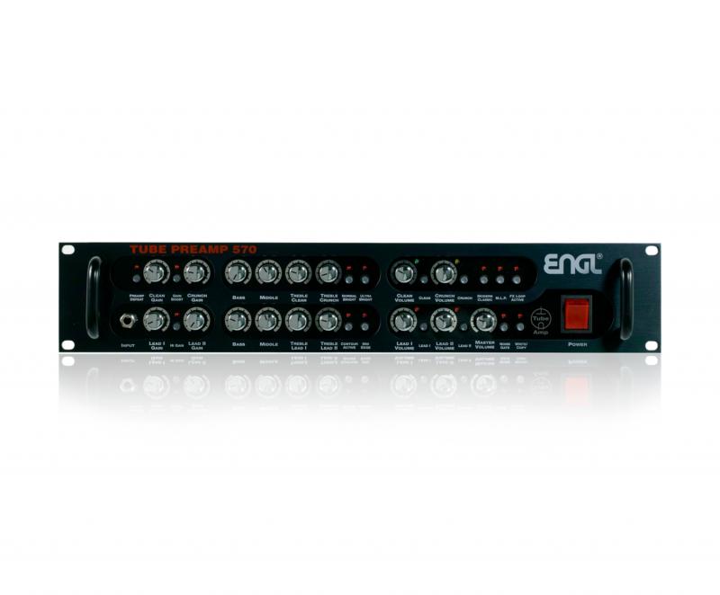 Kit lampes de retubage pour ENGL préamplificateur à lampe E570