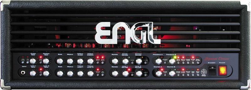 Kit lampes de retubage pour ENGL Special Edition E670