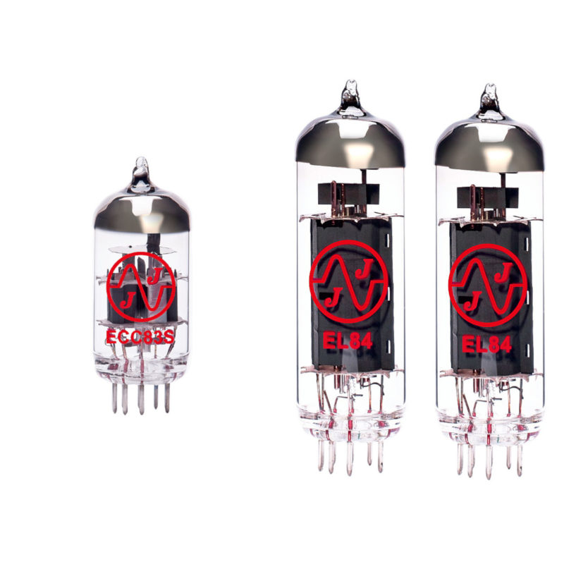 Jeu de lampes de rechange pour ENGL Gigmaster 15 E310 Combo