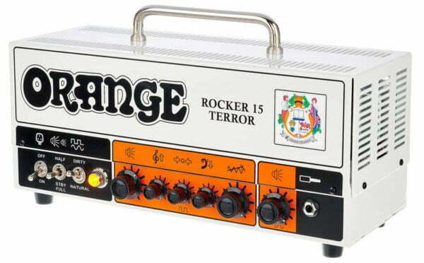 Kit lampes de retubage pour Orange Rocker 15 Terror