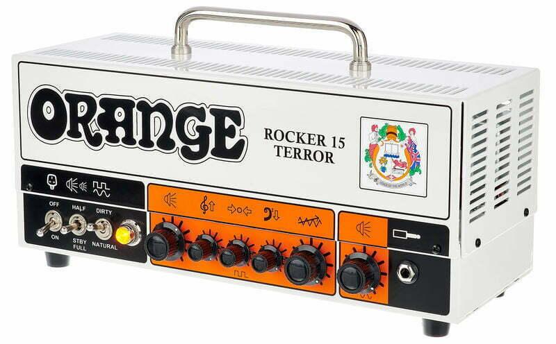 Jeu de lampes de rechange pour Orange Rocker 15 Terror