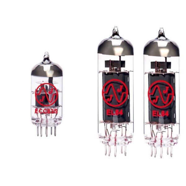 Jeu de lampes de rechange pour Hayden Mini Mofo (1 x ECC83 2 x appairée EL84)