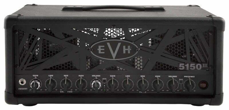 Kit lampes de retubage pour EVH 5150 III 50W 6L6 Stealth