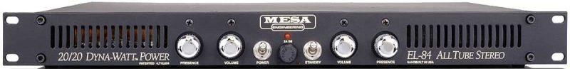 Kit lampes de retubage pour Mesa Boogie 20/20 Dyna-Watt