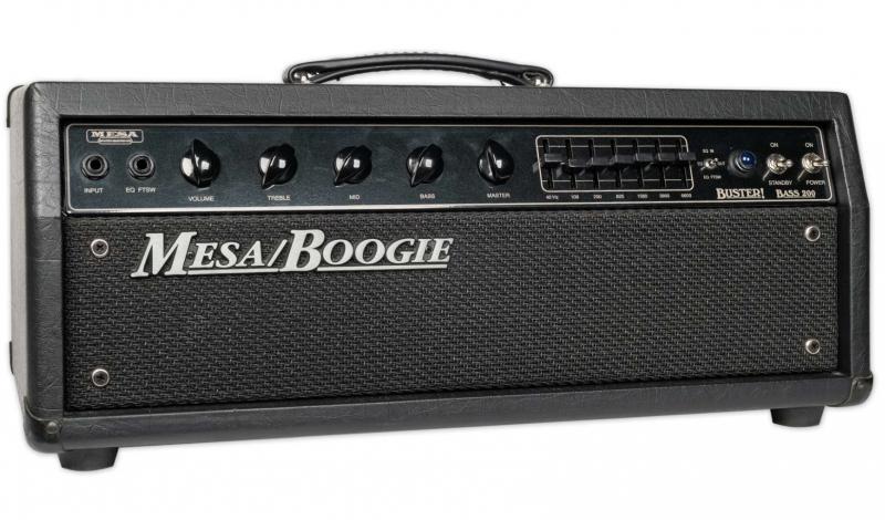 Kit lampes de retubage pour Mesa Boogie Buster Bass 200