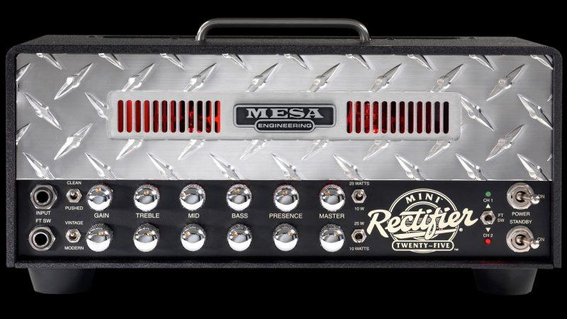 Kit lampes de retubage pour Mesa Boogie Mini Rectifier