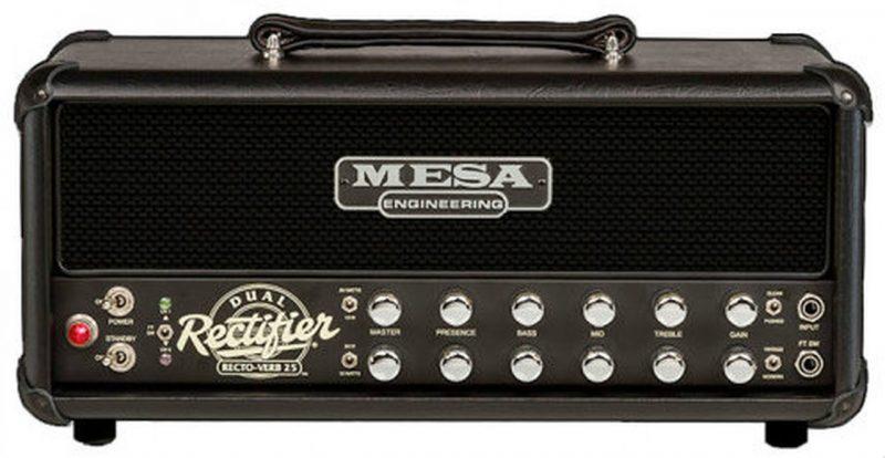 Kit lampes de retubage pour Mesa Boogie Rectoverb 25