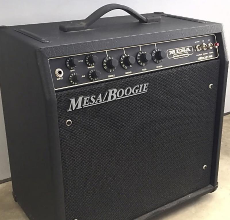 Kit lampes de retubage pour Mesa Boogie Rocket 44