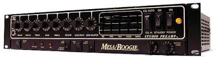 Kit lampes de retubage pour Mesa Boogie Studio Preamp