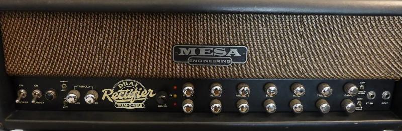 Kit lampes de retubage pour Mesa Boogie Trem-o-verb