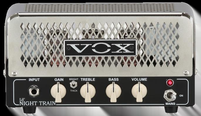 Kit lampes de retubage pour Vox Lil Night Train