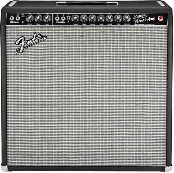 Kit lampes de retubage pour Fender 65 Super Reverb Reissue