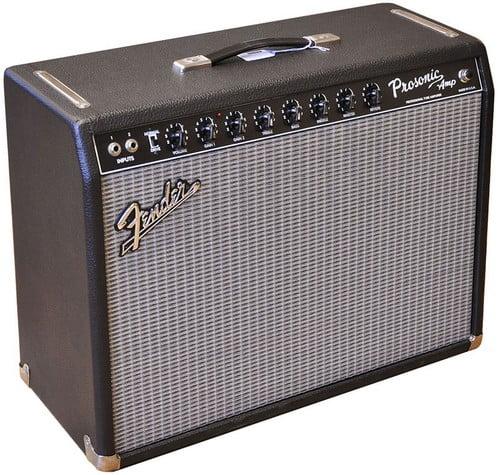 Kit lampes de retubage pour Fender Prosonic Combo