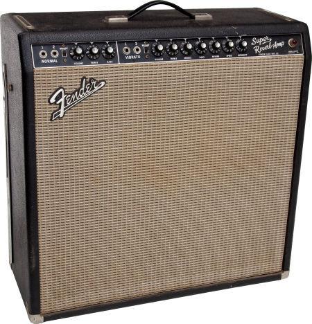 Kit lampes de retubage pour Fender Super Reverb