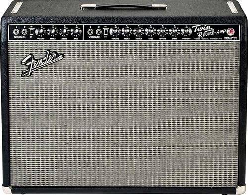 Kit lampes de retubage pour Fender Twin Reverb 1965 Reissue