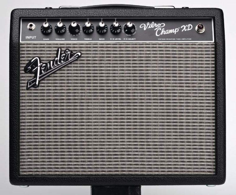 Kit lampes de retubage pour Fender Vibrochamp XD