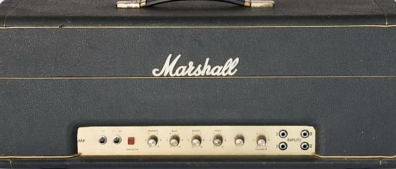 Kit lampes de retubage pour Marshall 1987 Original