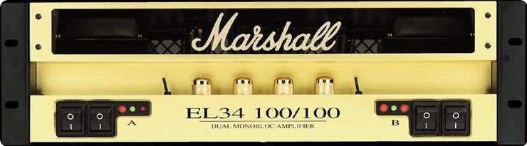 Kit lampes de retubage pour Marshall 9200 EL34 100/100