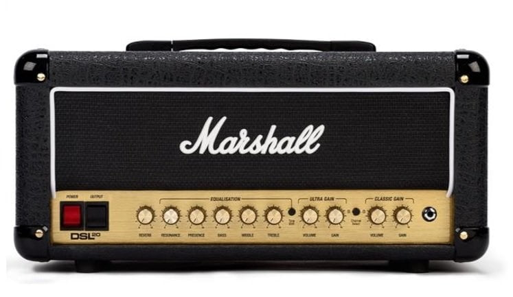 Kit lampes de retubage pour Marshall DSL20H