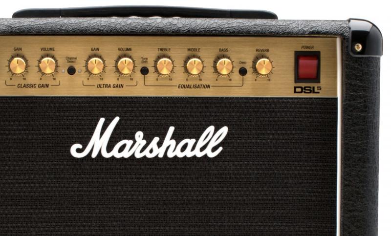 Kit lampes de retubage pour Marshall DSL5R