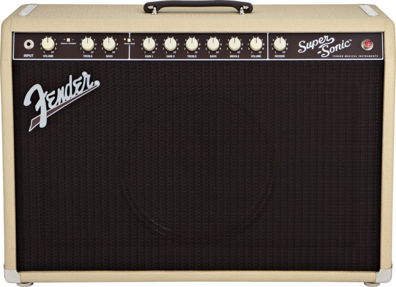 Kit lampes de retubage pour Fender Super Sonic 60 Combo