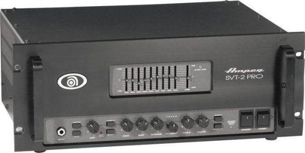 Kit lampes de retubage pour Ampeg SVT-2 Pro