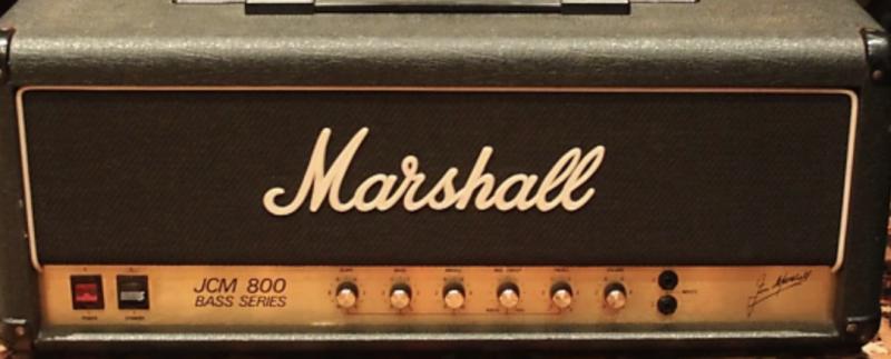 Kit lampes de retubage pour Marshall JCM800 Super Bass 100W