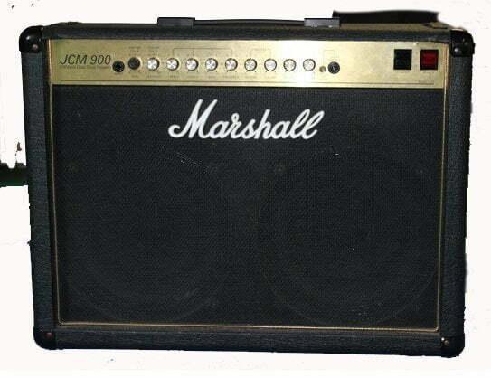 Kit lampes de retubage pour Marshall JCM900 4102